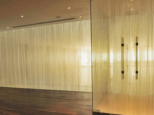 Laminated Glass Fabric Laminated Glass Manufacturer From