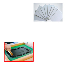 PVC Foam Sheet for Screen Printing