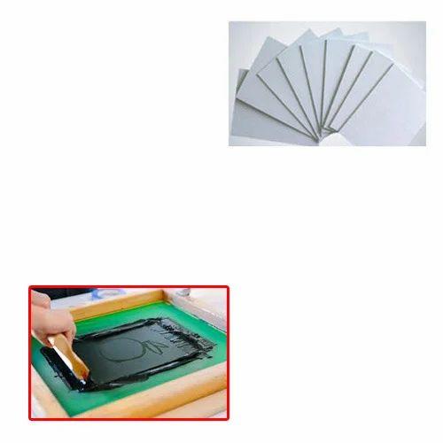 PVC Foam Sheet for Screen Printing