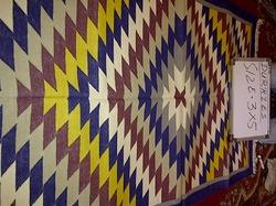 Hand Made Rugs Durries