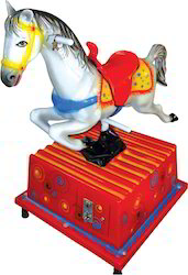 Horse Kids Amusement Ride