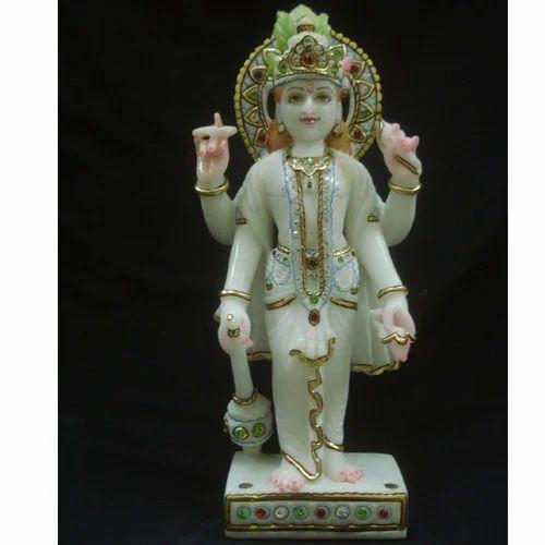 Vishnu Laxmi Statue Marble Vishnu Statue Manufacturer