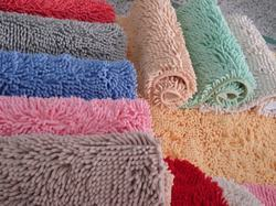 Cotton Bathroom Door Mats
