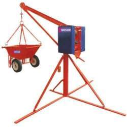 Building Material Lifts