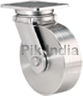 Stainless Steel Swivel Casters With Bearings