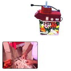 Vegetable Cutting Machine for Restaurant