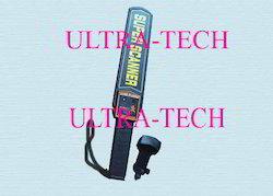 Metal Detector With Vibrator Ultra Super Scanner
