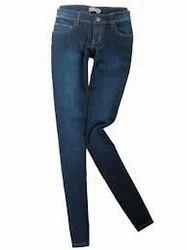 Women Pencil Fit Jeans