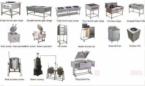 Industrial Kitchen Equipment Hotel Kitchen Equipments