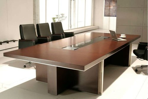 Systematic Systems Any Office Conference Table Rs Piece ID - Conference table shapes