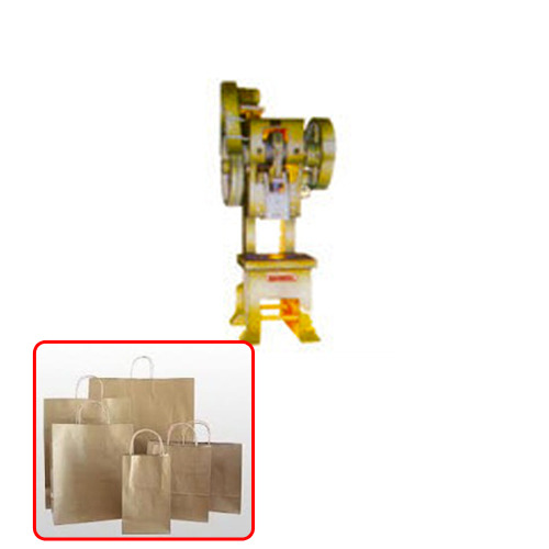 Punching Press Machine For Carry Bag