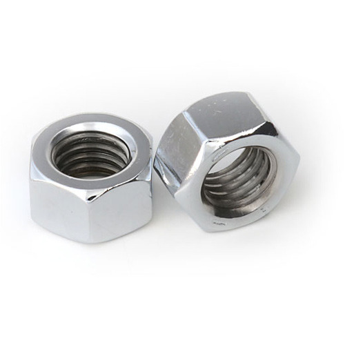 Hex Nuts - Steel Hex Coupling Nuts Manufacturer from Mumbai