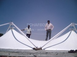 Membrane Roof Structure