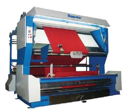 Co Related Machines Ramsons Fabric Inspection Machine