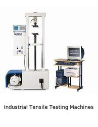 Industrial Tensile Testing Machines