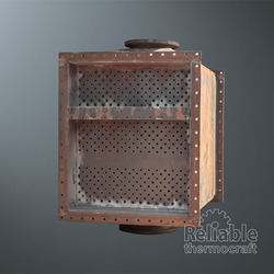 Oil Cooled Heat Exchanger