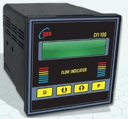 LCD Flow Indicators