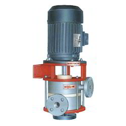 Vertical Sealless Pumps