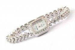 Silver Stylish Ladies Watch