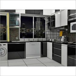 Beautiful Modular Kitchen Interior Designing Services