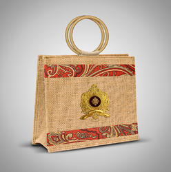 Albatross Natural Jute Fabric Manufacturer of Wedding Bags and Wedding Gift Bags with Your Names