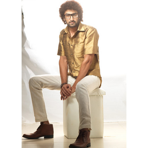 540609fa969e8 Golden Shirt at Rs 3999  piece