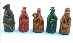 Terracotta Pots, For Interior Decor