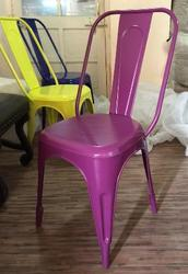Metal Chair Industrial Loft Furniture