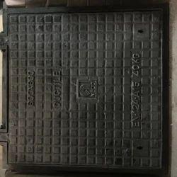 Ductile Iron Manhole Cover