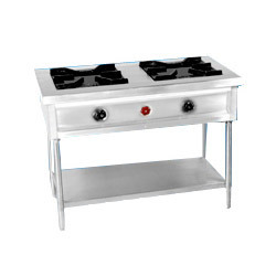 2 Burner Cooking Range