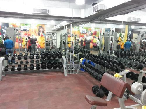 Commercial Gym Interior Design Service