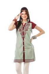 Beautiful Embroidered Tunic