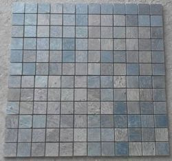 Golden Slate Stone Mosaic Tiles
