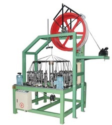 Steel Braiding Machine