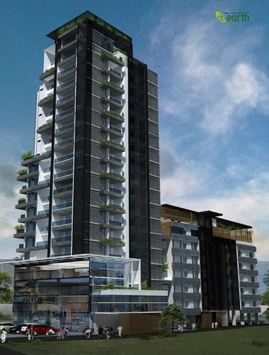 Mankav Greens 2/3 Bhk Luxury Apartments At Calicut
