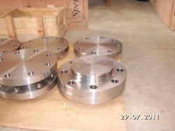 Bottom Flange for Petroleum & Gas Valves