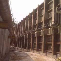 Effluent Treatment Plant Aeration Tanks