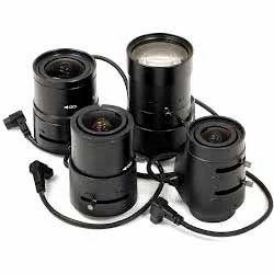 CS Mount Vari-Focal Lens