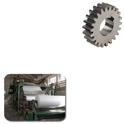 Spur Gear For Paper Mill