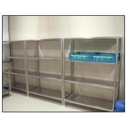 Kitchen Storage Racks | Kitchen Storage Racks Kargil Equipments Manufacturer In Peenya