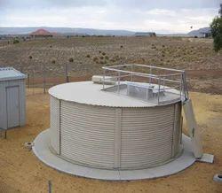Zincalume Water Tanks