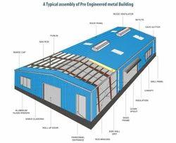 Pre Engineered Building Civil Work