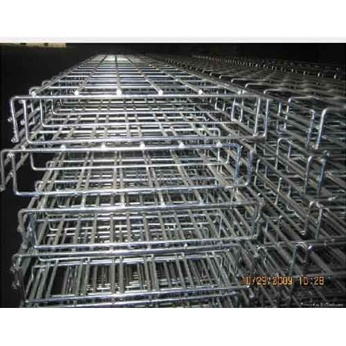 Wire Mesh Type Cable Tray View Specifications Amp Details