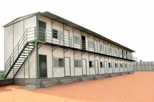 Prefabricated Labour Accommodation Suroj Modular Housing