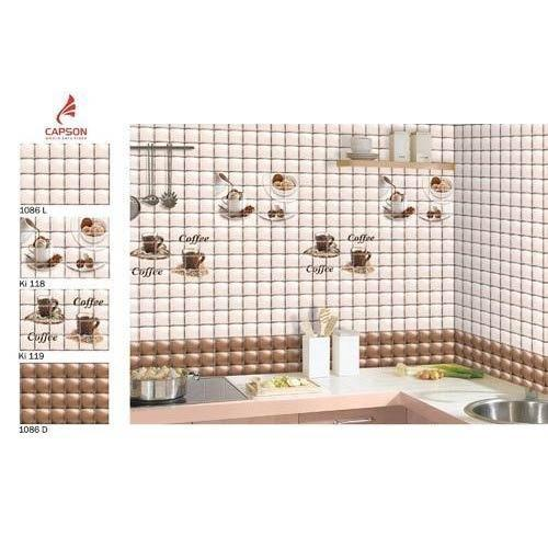 Kitchen Wall Tiles India Designs: Ceramic Kitchen Wall Tiles