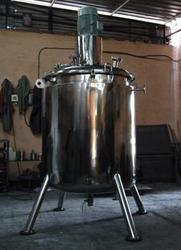 Tank Mounted Mixer