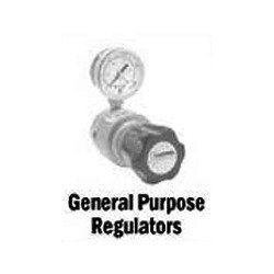 General Purpose Regulators (All Gases)