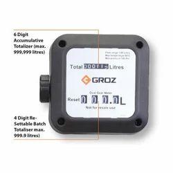 Oval Gear Fuel Meter
