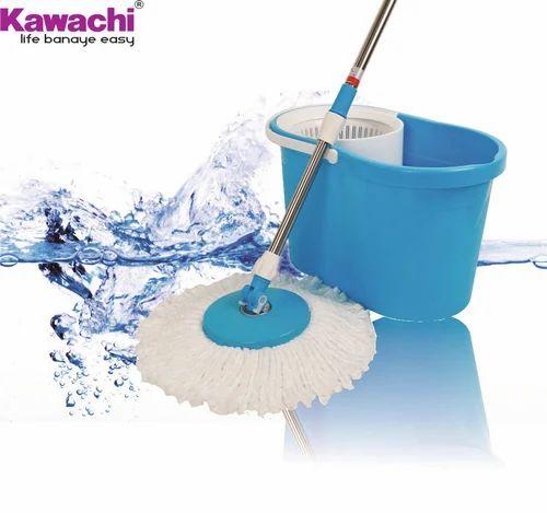 Magic Wash Floor Cleaning 360 Spin Mop Kawachi Group