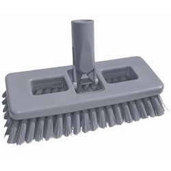 Swivel Cleaning Brushes Gray